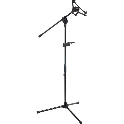 VocoPro MS-IP2 iPad 2 Stand with Microphone Holder