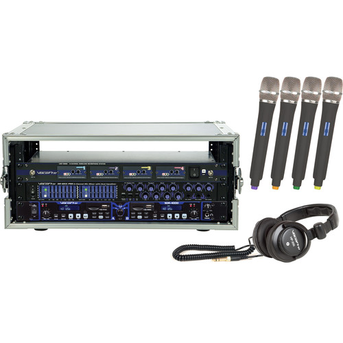 VocoPro Passage-4000 Professional Recording System