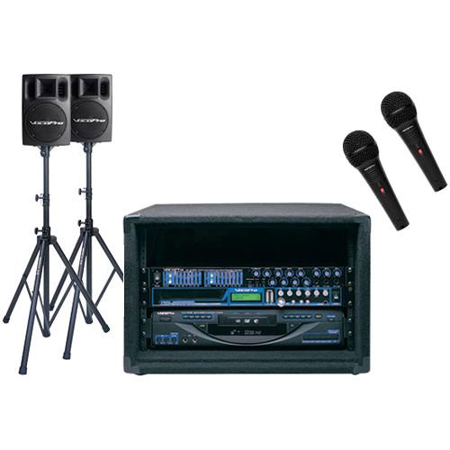 VocoPro Recording Artist 300 Karaoke Recording System
