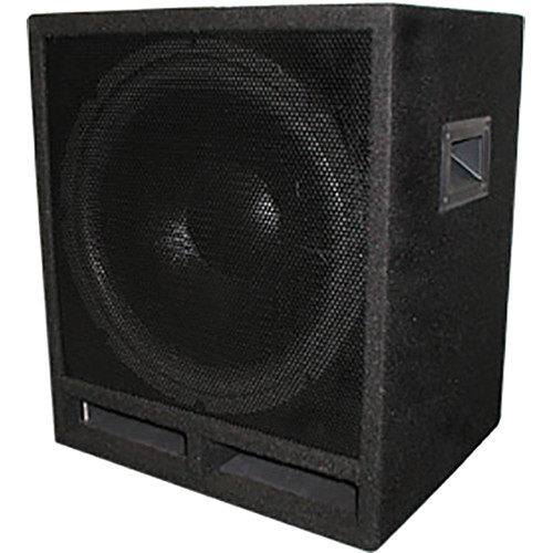 "VocoPro SUB-1500 200W 15"" Powered Subwoofer"