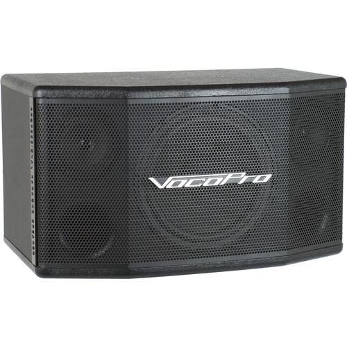 """VocoPro SV-400 8"""" Two-Way Vocal Speaker"""