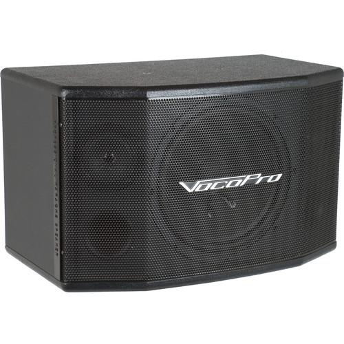 """VocoPro SV-502 10"""" Two-Way Vocal Speaker"""