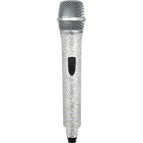 VocoPro U-DIAMOND Crystal-Studded UHF Wireless Microphone (M: Channel 45 - 656.825 MHz)