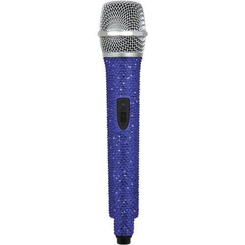VocoPro U-DIAMOND Sapphire-Studded UHF Wireless Microphone (Q: Channel 48 - 676.740 MHz)