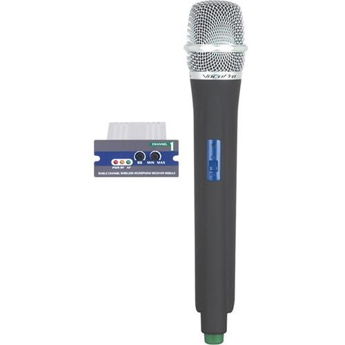 VocoPro UMH UHF Module/Handheld Microphone