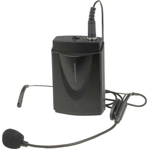 VocoPro VHF-BP2- Optional VHF Headset Bodypack for VHF-4000/4005