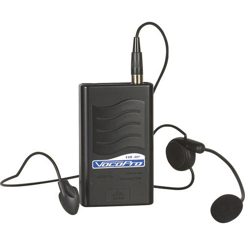 VocoPro VHF-BP Optional VHFHeadset Bodypack for VM-1