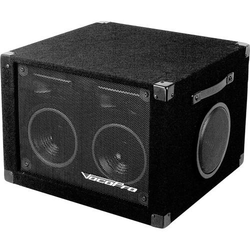 "VocoPro VX-8 8"" Stereo Vocal Speaker System"