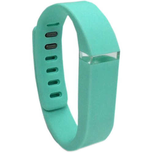 Voguestrap Smart Buddie Replacement Band for Fitbit Flex (Small, Teal)