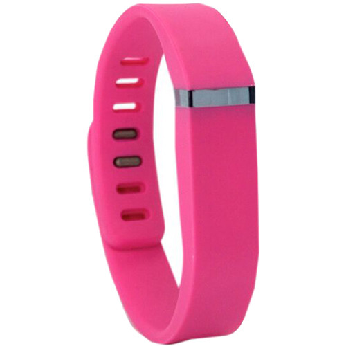 Voguestrap Smart Buddie Replacement Band for Fitbit Flex (Small, Pink)