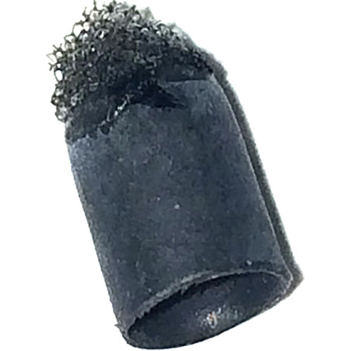 Voice Technologies WSi403/B Miniature Windscreen for VT403 Microphone (Black)