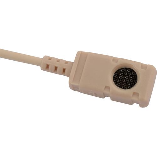 Voice Technologies VT500 IPX7 Waterproof Microphone - Unterminated, No Box - No Accessories (Beige)