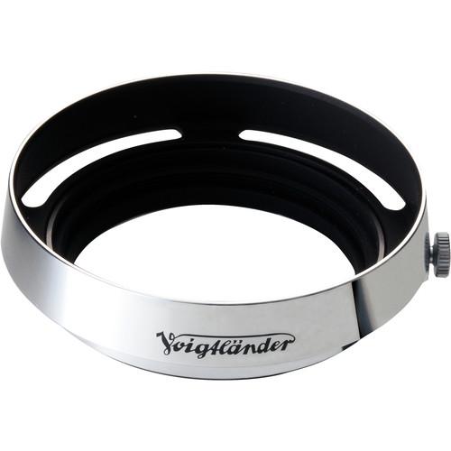Voigtlander LH-9 Lens Hood for 35mm f/1.7 Ultron Lens (Silver)