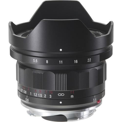 Voigtlander Ultra Wide-Heliar 12mm f/5.6 Aspherical III Lens