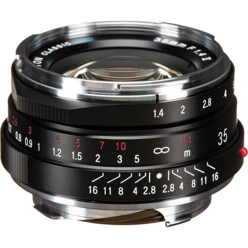 Voigtlander Nokton Classic 35mm f/1.4 II SC Lens