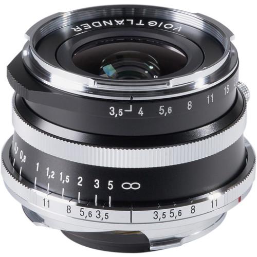 Voigtlander Color-Skopar 21mm f/3.5 Aspherical Lens