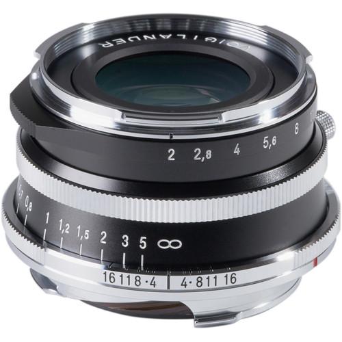 Voigtlander Ultron 35mm f/2 Aspherical Lens