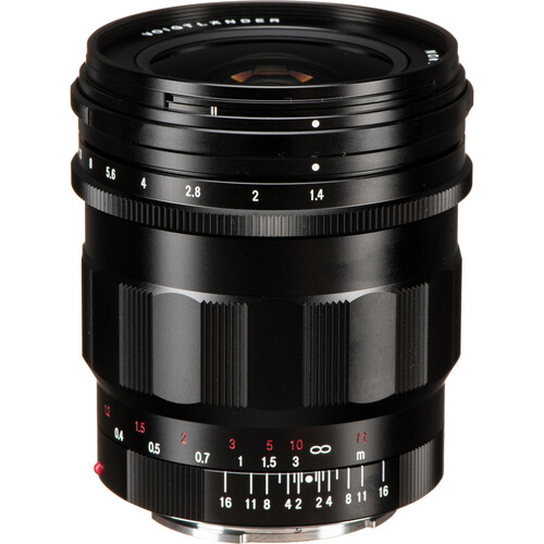 Voigtlander Nokton 21mm f/1.4 Aspherical Lens for Sony E