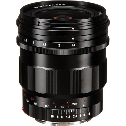 Voigtlander Nokton 21mm f/1.4 Aspherical Lens for Sony E