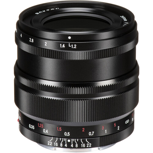 Voigtlander Nokton 35mm f/1.2 Aspherical SE Lens for Sony E
