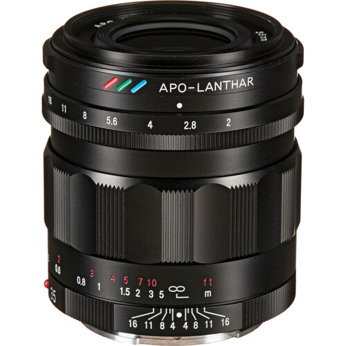 Voigtlander APO-LANTHAR 35mm f/2 Aspherical Lens for Sony E