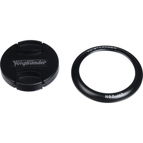 Voigtlander Lens Cap for 28mm f/2.8 Color Skopar SL II Lens