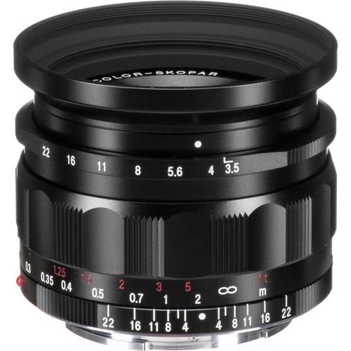 Voigtlander Color-Skopar 21mm f/3.5 Aspherical Lens for Sony E