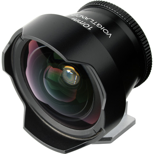Voigtlander 10mm Metal Optical Viewfinder (Black)