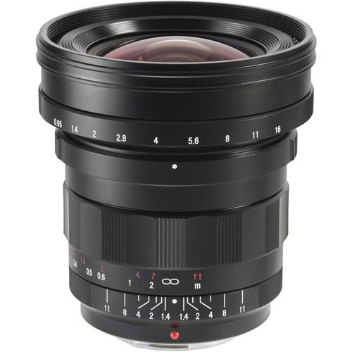 Voigtlander 10.5mm f/0.95 Nokton Lens