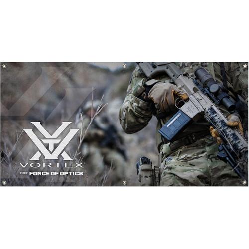 Vortex Stand Ready Banner (4 x 2')
