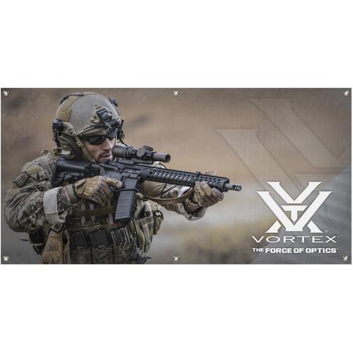 Vortex Sight Line Banner (4 x 2')
