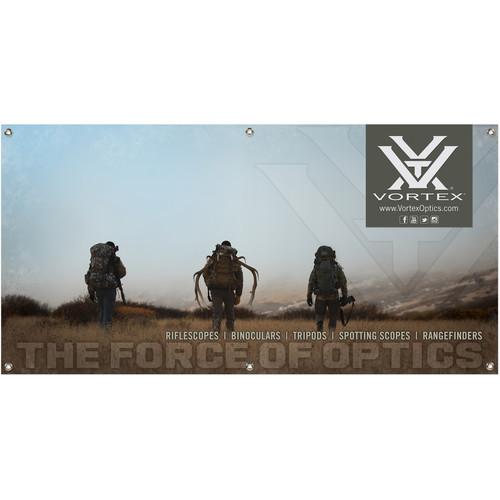 Vortex Hunting Trio Banner (4 x 2')