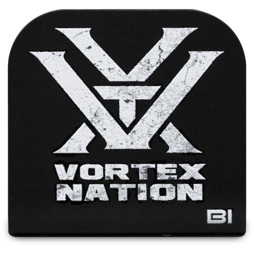 Vortex Nation Hat Clip (Black)