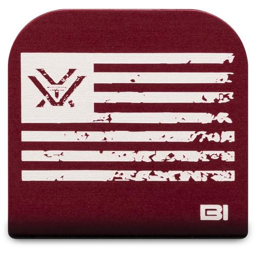 Vortex Nation Hat Clip (Red)
