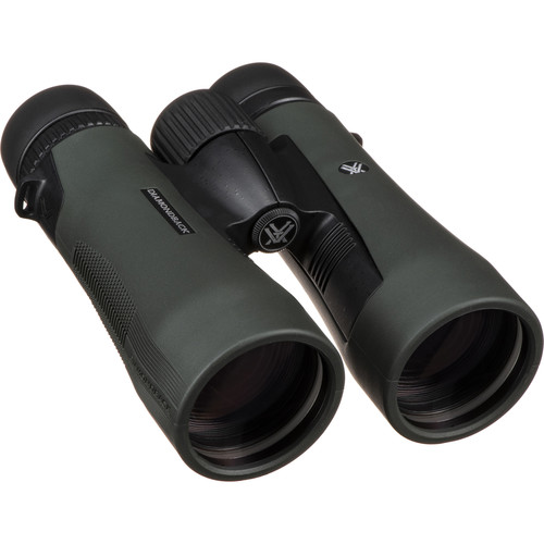 Vortex 12x50 Diamondback Binocular (Green/Black)
