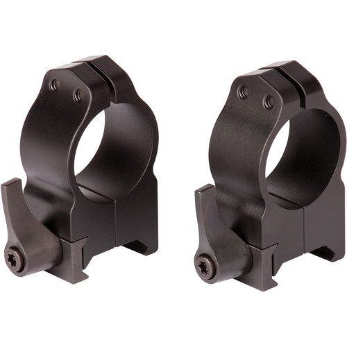 Vortex Riflescope Quick Release Rings, Set of 2 (High, 30mm)