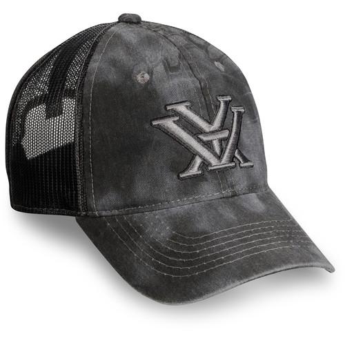 Vortex Mesh Cap (Black Kryptek)