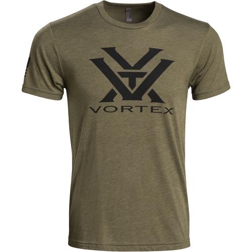 Vortex OD Green T-Shirt (L)