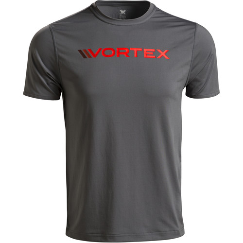 Vortex Performance T-Shirt (L, Gray)