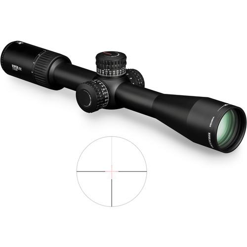 Vortex 3-15x44 Viper PST Gen II Riflescope (EBR-2C MOA Illuminated Reticle, Matte Black)
