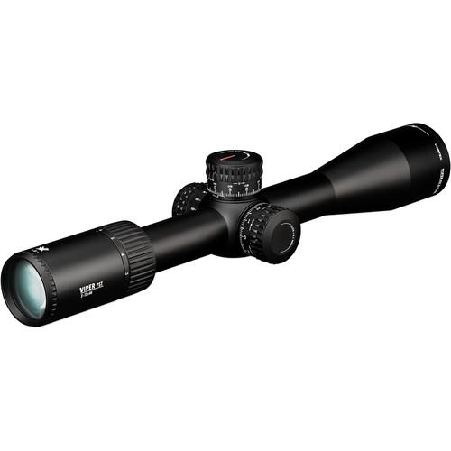 Vortex 3-15x44 Viper PST Gen II Riflescope (EBR-7C MRAD Illuminated Reticle, Matte Black)