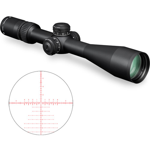 Vortex 6-24x50 Razor HD AMG Riflescope (Illuminated EBR-7B MRAD Reticle)