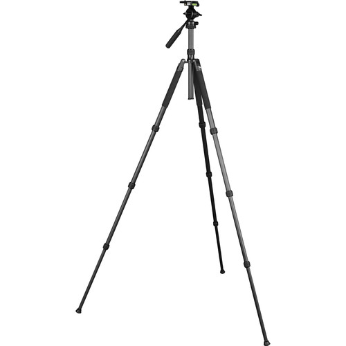 Vortex Summit Carbon Fiber Tripod with Fluid Head