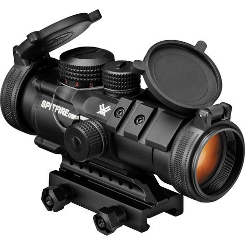 Vortex 3x Spitfire Dual-Illumination Riflescope (EBR-556B Reticle)