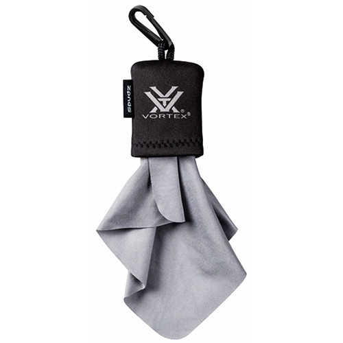 Microfiber Cloth Guide: Vortex Spudz Microfiber Cleaning Cloth (Gray) SPUD User