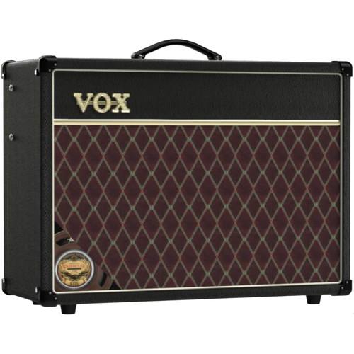 "VOX AC15C1 G12C Limited Edition 1x12"" Combo Amplifier (Warehouse G12C Speaker)"