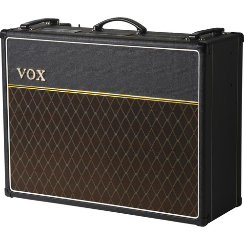 VOX AC15C1X Custom 15W 1x12 Combo Amplifier (Celestion Alnico Blue Speaker)