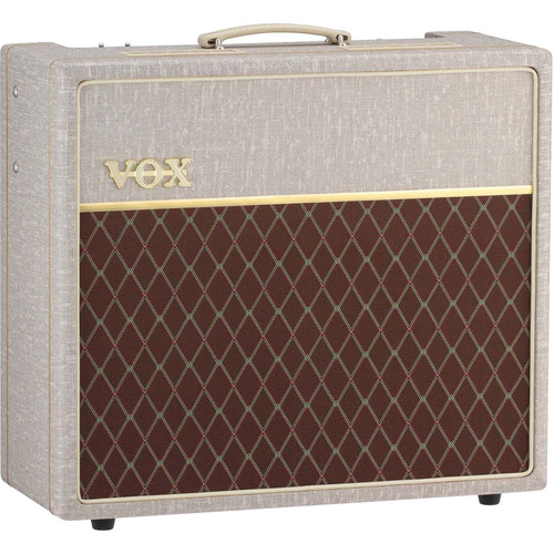 VOX AC15HW1X Hand-Wired 1x12 Combo Amplifier (Celestion Alnico Blue Speaker)