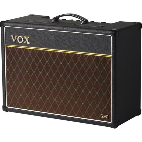 VOX AC15VR Valve Reactor 15W 1x12 Combo Amplifier