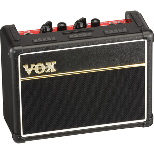 VOX AC2 RhythmVOX Bass 2W Miniature Amplifier for Electric Bass